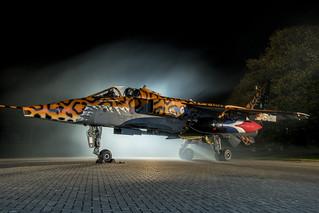 XX119  -  SEPECAT Jaguar GR.3A (AI) $ 'spotty'