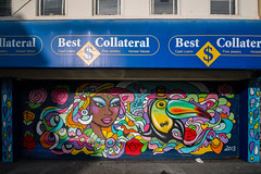unfrequent parameter (bhautik_joshi) Tags: sf sanfrancisco california sfist bayarea bhautikjoshi mission themission missiondistrict street streetart graffiti wheatpaste unitedstates us