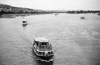 Budapest cruises on the danube
