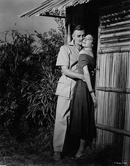 Clark Gable, Ava Gardner, Mogambo, 1953 (classic_film) Tags: avagardner clarkgable mogambo film movie cine cinema película 1953 1950s fifties actress actrice actriz schön schauspielerin aktrice actor acteur akteur aktor hollywood celebrity vintage old oll nostalgic nostalgia retro woman frau niñabonita mujerbonita hübschefrau hübschesmädchen hairstyle beauty beautiful prettygirl pretty época classic clásico añejo alt ephemeral entertainment sexy sensuous brunette man