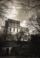 Arles (Rémi Avignon) Tags: arles abbaye montmajour