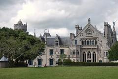 Château de Kériolet (29) (odile.cognard.guinot) Tags: kériolet château finistère bretagne concarneau 19esiècle