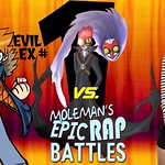 Moleman's Epic Rap Battles #42-A: Scott Pilgrim Vs. The World, Part 1 thumbnail