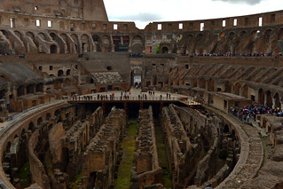 Colosseo of Rome  -  ((Selected by GETTY IMAGES)