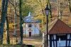 "Autumn in Wejherowian Calvary (Piotr Tylski) Tags: fujifilmxe1"" fuji poland polska wejherowo landscape vacations nature art europe travel macphun luminar"