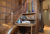 New York West 67th Street apartment (techpro12) Tags: upperwestside manhattan old room banister stairs stairway rail cozy desk