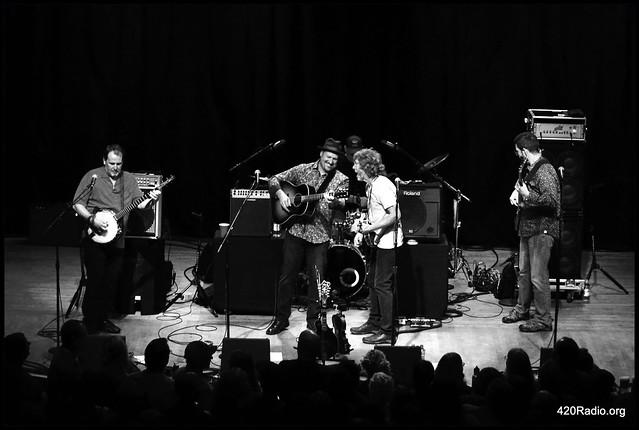 Sam Bush Band - Aladdin Theater - Portland, OR - 11/11/17