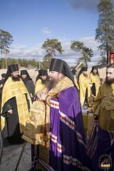 42. Закладка собора в г. Святогорске 01.11.2009