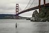 The Golden Gate (buffdawgus) Tags: bridge california canon5dmarkiii canonef24105mmf4lisusm fortbaker goldengatebridge landscape lightroom6 marincounty sanfrancisco sanfranciscobay seascape topazsw westcoast