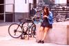 moments (Luigi Pallara) Tags: youg relax read london giovane telefono informazioni canoneos70d girl cellphone uk streetphotography fotodistrada england unitedkingdom canarywharf tamron70300 lettura
