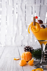 Citrus martini in a glass of New Year (lyule4ik) Tags: mandarin martini alcohol cocktail drink glass party beverage fresh fruit liquid orange sweet alcoholic bar citrus cold healthy ice refreshment slice vodka cool juice mixed tangerine celebration nobody liquor freshness advent christmas seasonal spicy taste wet winter food lime margarita refreshing tropical anise autumn brown brunch cinnamon dark drops iced