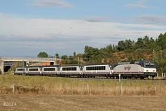 Monforte de Lemos (REGFA251013) Tags: 252022 monforte de lemos galicia pais vasco arco tren train comboio