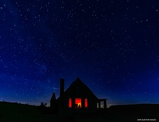 There Is A Man Who Waits In A House Under The Stars
