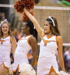 Texas Longhorns Volleyball (vs Fairfield, 2017-12-01) (RalphArvesen) Tags: texas longhorns ut texaslonghorns volleyball ncaa austin thisistexas hookem pointtexas collegesports sports cheer cheerleader longhornhellraisers pepband longhornpepband
