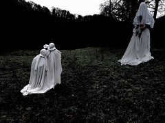 Final Piece - Mock Exam (Kate-Gardner) Tags: ghost christopher mckenny photoshop mockexam mock exam field nature supernatural