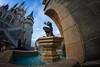 Cinderella and Her Castle (MarcStampfli) Tags: cinderellacastle disney fantasyland florida magickingdom nikond3200 themeparks vacationkingdom wdw waltdisneyworld