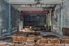 Laienschauspiel (Andy Schwetz ( andyschwetz,de)) Tags: forgotten chernobyl theater theatre soviet ironcurtain history abandoned exclusion zone pripyat lostplaces urbanexploration abbandonata vergessen canoneos6d tschernobyl fotografmünchen verlassen verfall decay ukraine andyschwetz