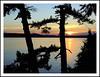Sunset on Puget Sound's Orcas Island, Washington (sjb4photos) Tags: washington pugetsound orcasisland