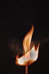firestick (tobias-eger) Tags: stick macromondays firestick fire maco hot red flames flame sreichholz feuer makro rot flamme flammen