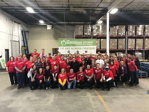 Wells Fargo Packing Event 12/15/17