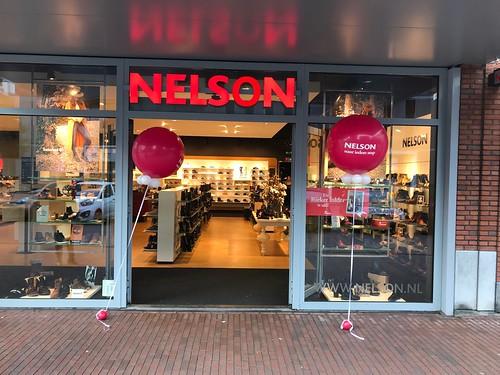 Cloudbuster Rond Bedrukt Ladiesnight Nelson Zoetermeer