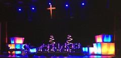 HSS (Mr. Happy Face - Peace :)) Tags: catchycolor jazz cross hss glow faith festive christmas concert