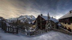 The first snow (rinogas) Tags: sestriere snow winter rinogas