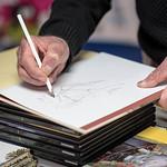 Vernissage de l'exposition Griffo à la Librairie Raspoutine (43 sur 59).jpg thumbnail