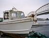 Saltash Passage #3 (@davidflem) Tags: saltash plymouth cornwall devon tamar mamiya mamiya7 65mm kodak portra portra400 120film 6x7 mediumformat istillshootfilm