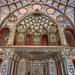 Interior chamber with ceiling, Borujerdi House, Kashan, Iran