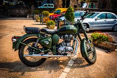 Royal Enfield (fabien-Le) Tags: fabien leducq nikon d5200 moto classic anglaise