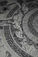 Nocny pejzaż - detail 2 (Radosław Kurzeja) Tags: detail night landscape nightlandscape illustration imagination mundusimaginalis