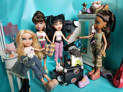 Bratz TV Series Dolls (Luxtoygraphy) Tags: bratztvshow prettyprincess pretty treasures mgae angel cloe jade xpressit angelz movie moviedoll moviedolls princess princessyasmin bratzseries bratztreasures rockangelz bratzxpressit bratzprincess bratzprincessyasmin funkoutcloe funkoutjade rock bratz bratzdoll bratzdolls bratzdollz bratzfunkout bratzthoughtz bratztv bratzflauntit passionforfashion thoughtz it out cat kat flaunt flauntit funkout funkoutsasha funkoutyasmin koolkat yasmin bunny bunnyboo funk fashion passion4fashion doll dolls boo cool kool sasha mga