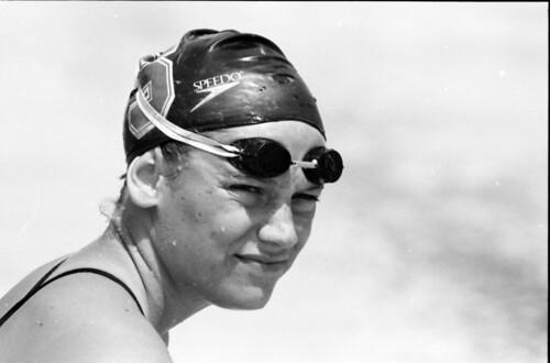 202 Swimming EM 1991 Athens