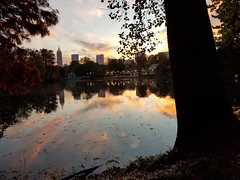 Piedmont Park, Atlanta Georgia - 20 (Laura Grace) Tags: 2017 atl atlanta autumn fall ga georgia lakeclarameer midtown november park piedmontpark solowalkshikes walksandhikes