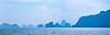 ... Phang Nga Bay ... (wolli s) Tags: jamesbond phangngabay sea thailand blue panorama water tambonlaemsak changwatkrabi th phangnga bay stitched nikon d7100