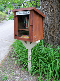 OH Columbus - Little Free Library 9