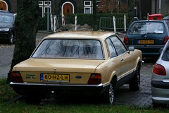 Ford Taunus - 1978 (timvanessen) Tags: 80hzlh automatic automaat aut