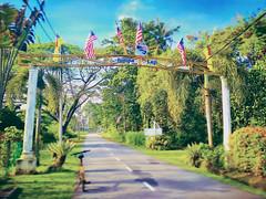 Kampung Baru Mambau - http://4sq.com/i7yufL #travel #holiday #travelMalaysia #holidayMalaysia #Asia #Malaysia #negarasembilan #旅行 #度假 #馬來西亞度假 #馬來西亞旅行 #亞洲 #馬來西亞 #森美蘭 #serembam #sky #天空 #高楼 #building #bicycle #自行车 #树木 #Trees #草 #grass #green #绿色