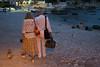 Taormina, 2016 (Antonio_Trogu) Tags: antoniotrogu streetphotography candid urban street unposed taormina sicily spiaggia beach coppia couple elderly anziani 2016 nikon d3100