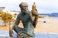 _VMG5138 (V.Maza) Tags: estatuasdebadalona anísdelmono larambla pontdepetroli monumento escultura artist badalona marmediterráneo marmediterrani mediterraneansea palmeras barcelonés baetulo bdn barcelona catalunya nikon d7100