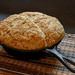 No Knead Skillet Bread