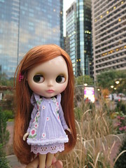 Phoebe Maybe in the City....