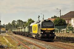 Sao Pedro Da Torre (REGFA251013) Tags: 335033 euro4000 medway tren train comboio mercancias madera renfe españa portugal galicia internacional
