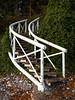 Stairs to the beach (unukorno) Tags: sassnitz mecklenburgvorpommern deutschland stairs staircase treppe white beach strand stones steine