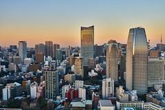 Tokyo (yiming1218) Tags: tokyo cityscape sunset mt fuji fujisan nightscape evening blue hour 東京 富士 富士山 日本 日落 黃昏 landscape sel2470gm g master gm sony ilce7rm2 a7rm2 a7r2 mountain mtfuji 東京タワー tokyotower