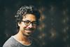 (Mashhour Halawani) Tags: atiq bashir portrait male pakistan nikon erbil mood
