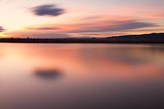 Still of the Morning (mclcbooks) Tags: sunrise dawn daybreak morning landscape lake longexposure le lakechatfield colorado chatfieldstatepark
