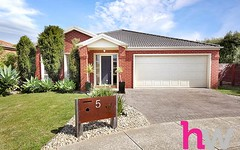 5 Hyndford Court, Grovedale VIC