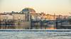 Prague-3 (niekeblos) Tags: theater prague river moldau water house houses building buildings canon60d travel